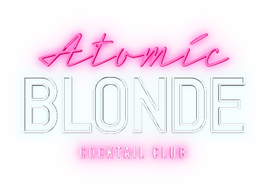Atomic Blonde Cocktail Club
